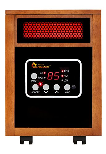 Dr Infrared DR968 Portable Space Heater
