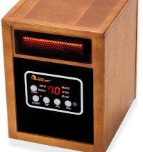 an electric 120V garage heater