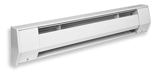 King Electric 4K1210BW K Baseboard Heater