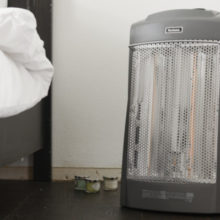 4 types of space heaters