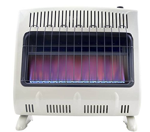 Mr. Heater Vent-Free 30,000 BTU Blue Flame