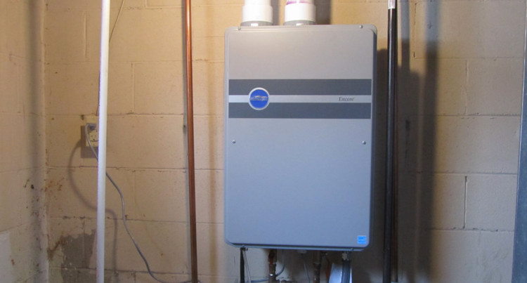 different types of water Heaters and their uses