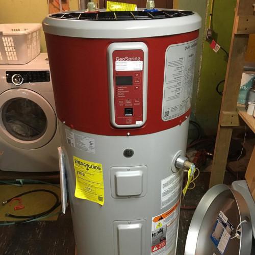 pump heater