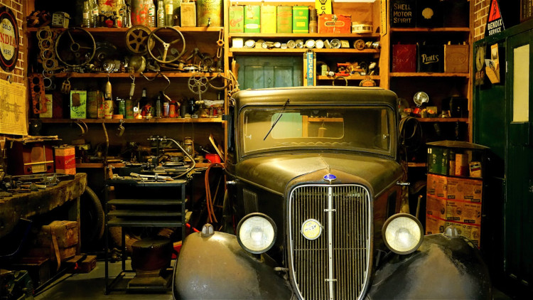 the 7 best ways to heat your garage in the winter