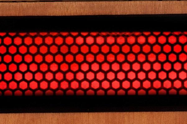a heater (up close)