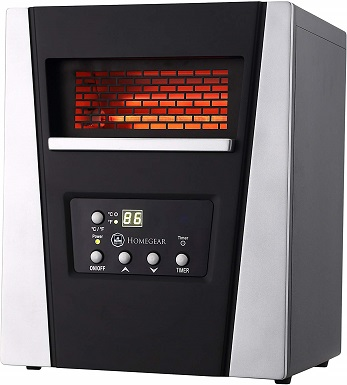 Homegear 1500W Infrared