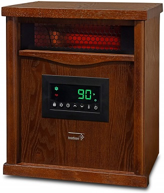 Ivation Portable Electric Space Heater