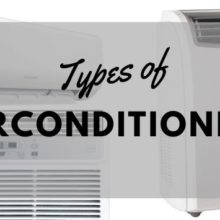Types of Airconditioning