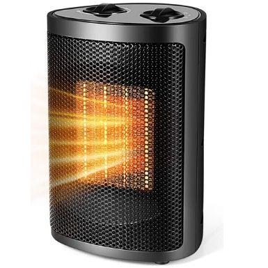 W-Dragon Mini Electric Ceramic Heater