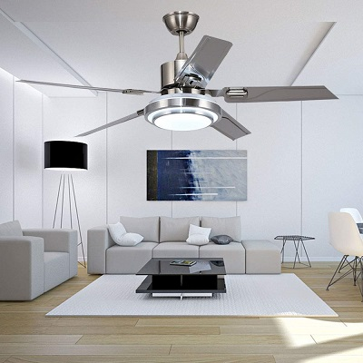 Andersonlight 48-Inch Modern LED Ceiling