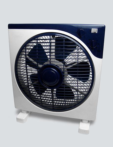 Ventilador Electrico Piso