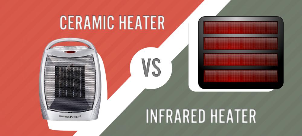 ceramic vs infrared