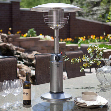 AZ Patio Heaters HLDS032-C Tabletop Patio Heater