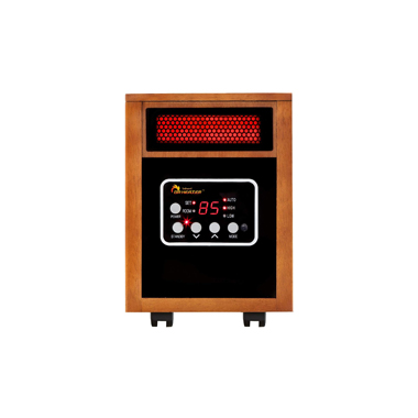 Dr. Infrared Heater DR968 Portable Space Heater