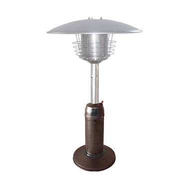 Gardensun Golden HPS-C-GH Tabletop Round Heater