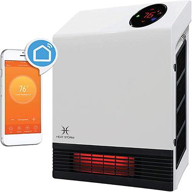 Heat Storm HS-1000-WX Indoor Infrared Space Heater