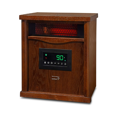 Ivation IVAIFWM1500 Portable Electric Space Heater