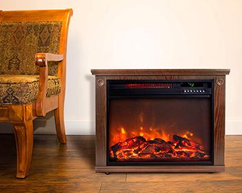 Lifesmart LS-IF1500-DOFP Infrared Quartz Heater