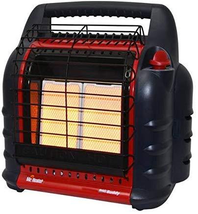 Propane Heater, Mr Heater MH18B