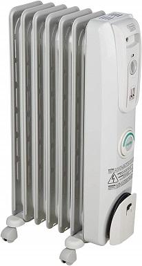 DeLonghi EW7707CM Oil-Filled Radiator