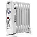 COSTWAY Oil Radiator Heater